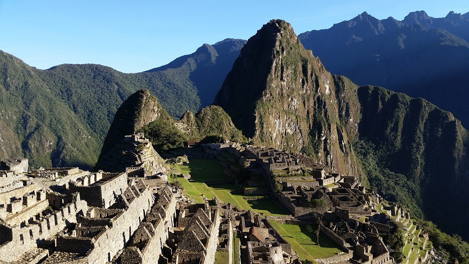 Inca Discoveries