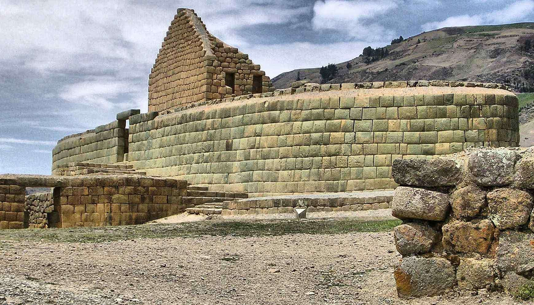 Incan Location and Geography