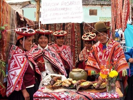 Inca Traditions Information